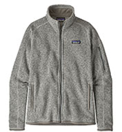 Custom Womens Better Sweater� Jacket by Patagonia