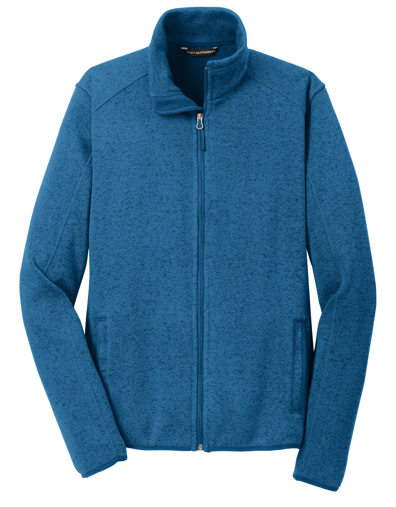 Mens Sweater Fleece Jacket