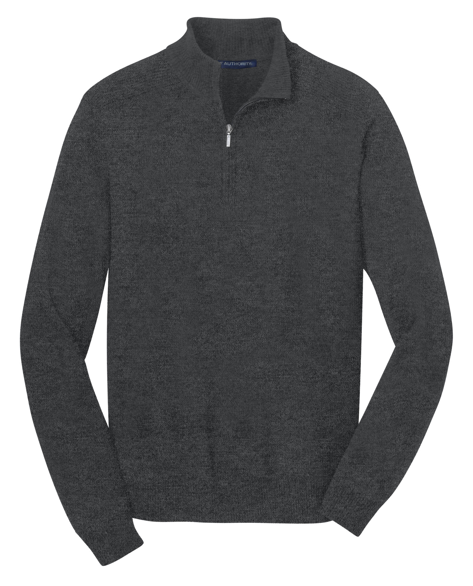 Mens 1/2-Zip Sweater