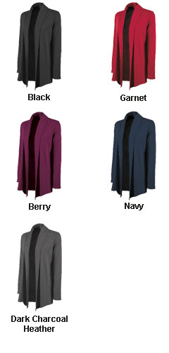 Womens Cardigan Wrap by Charles River Apparel - All Colors