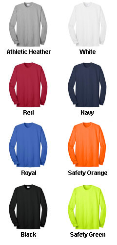 Long Sleeve All-American Tee - All Colors
