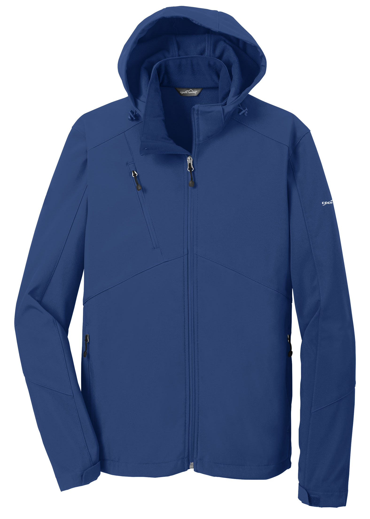 Eddie Bauer® Mens Hooded Soft Shell Parka
