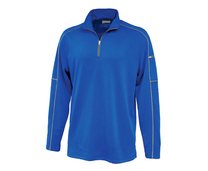 Precision Mid-weight 1/4 Zip