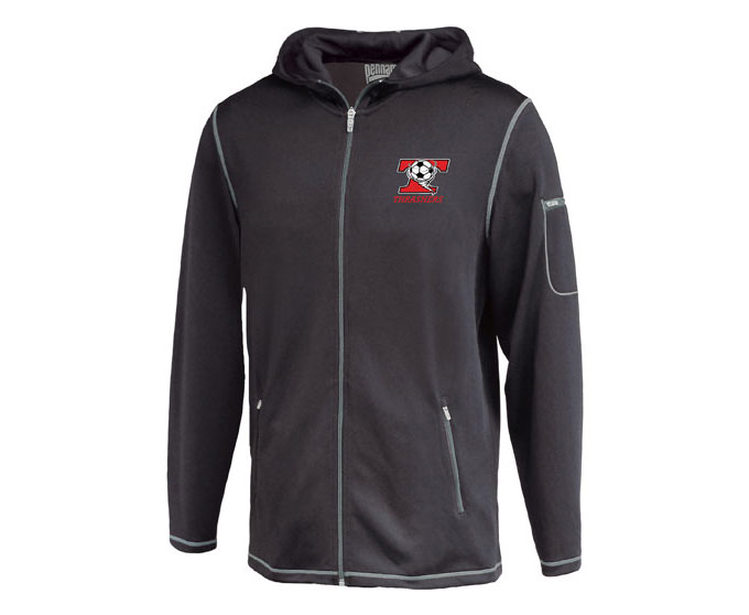 Precision Mid-Weight Hoodie