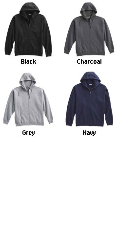 Super 10 oz Full Zip Hoodie - All Colors
