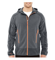 Custom Mens Vortek Polartec Active Fleece Jacket