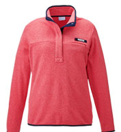 Columbia Ladies Harborside Fleece Pullover