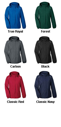 Ladies Profile Fleece-Lined All Season Jacket - All Colors