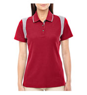 Custom Ladies Drytec20™ Performance Colorblock Polo