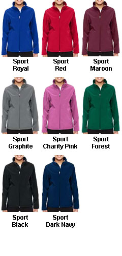 Youth Leader Soft Shell Jacket - All Colors