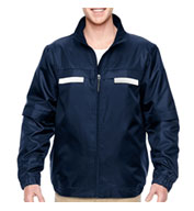 Mens Fleece-Lined All-Season Jacket