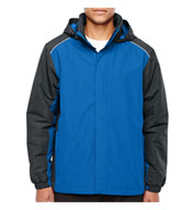 Custom Core 365 Mens Inspire Colorblock All-Season Jacket