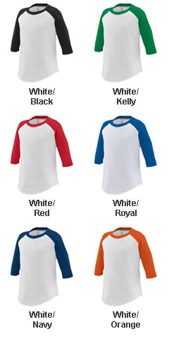 Toddler Baseball Jersey - All Colors