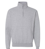 Custom Champion Eco Fleece 1/4 Zip Pullover