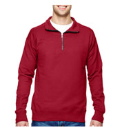Custom Hanes Nano Fleece 1/4 Zip Sweatshirt