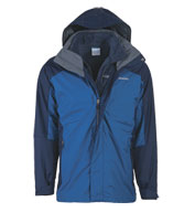 Custom Columbia Mens New Eager Air�Interchange Jacket
