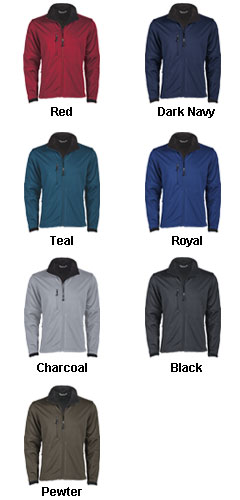Mens 4-Way Stretch Softshell - All Colors