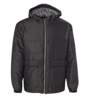 Trooper Tuff Tech Therma Puff Hooded Jacket