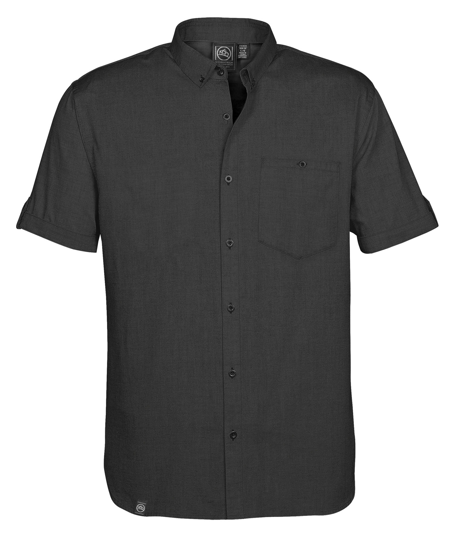 Mens Hanford Short Sleeve Shirt