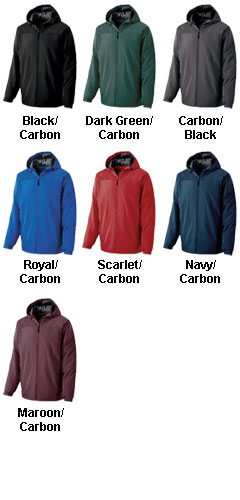 Adult Bionic Hooded Jacket - All Colors