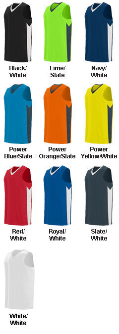 Mens Block Out Jersey - All Colors
