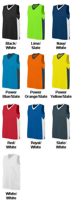 Ladies Block Out Jersey - All Colors
