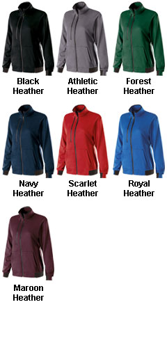 Ladies Artillery Jacket - All Colors