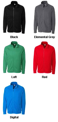 Mens Peak CB Water Tech Full-Zip Jacket - All Colors