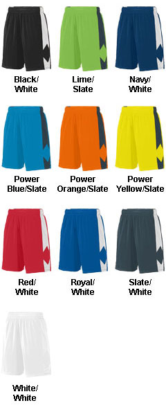 Youth Block Out Shorts  - All Colors