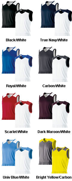 Youth Reversible Nuclear Jersey - All Colors