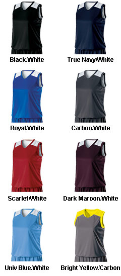 Ladies Reversible Nuclear Jersey - All Colors