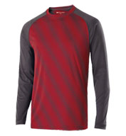Custom Adult Long Sleeve Torpedo Shirt