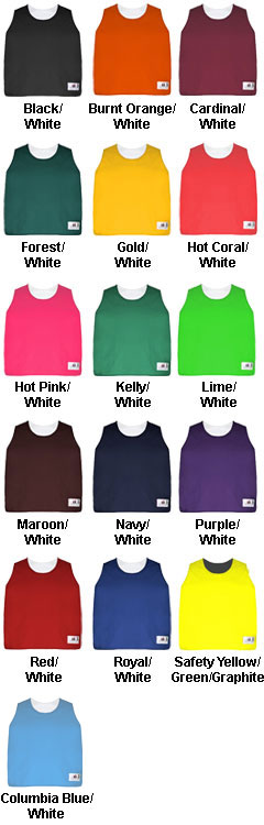 Lax Reversible Practice Ladies Jersey - All Colors