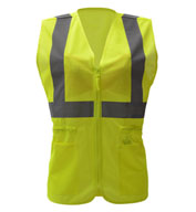 Custom Ladies Economy Mesh Vest