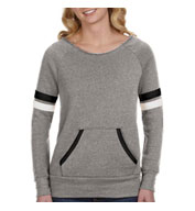 Custom Womens Maniac Sport Eco-Fleece Sweatshirt