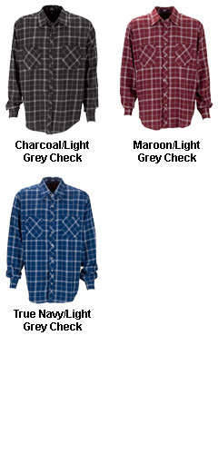Brewer Flannel  - All Colors