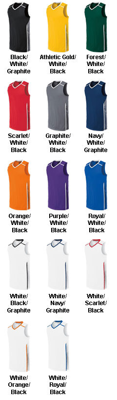 Adult Comet Jersey - All Colors
