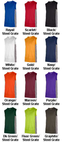 Adult Mettle Basketball Jersey - All Colors
