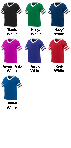 Toddler Sleeve Stripe Jersey - All Colors