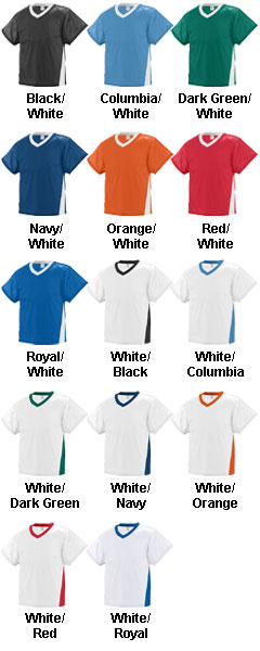 Adult High Score Jersey - All Colors