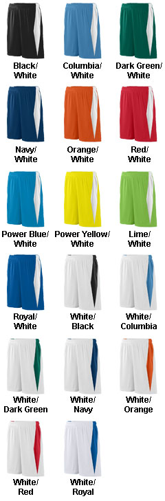 Adult Top Score Short - All Colors