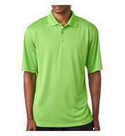 Custom Mens Cool & Dry 8 Star Elite Performance Interlock Polo
