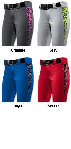 Womens Leadoff Traditional Low-Rise Pants - All Colors