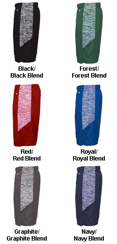 Adult Blend Panel Short - All Colors