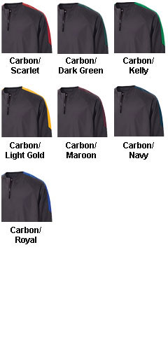 Adult Bionic Quarter Zip Pullover - All Colors