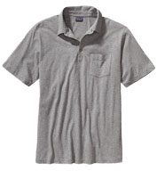 Mens Squeaky Clean Polo by Patagonia