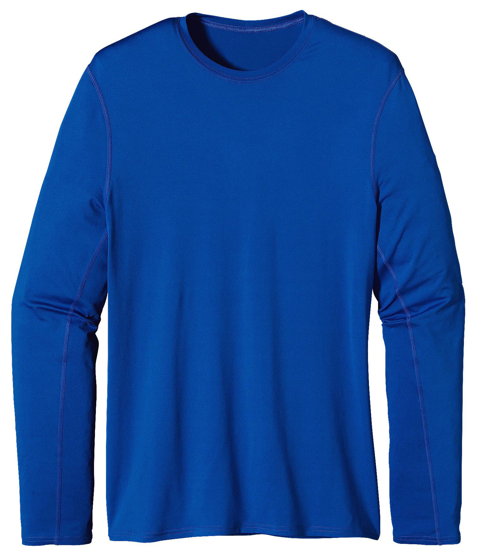 Patagonia Mens Long Sleeve Wicking Caplene� Crew Neck T-shirt