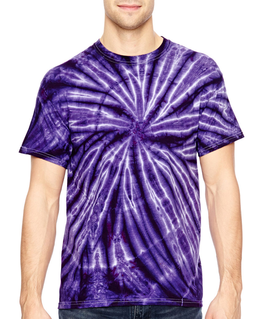 Adult Team Tonal Cyclone Tie-Dyed T-Shirt