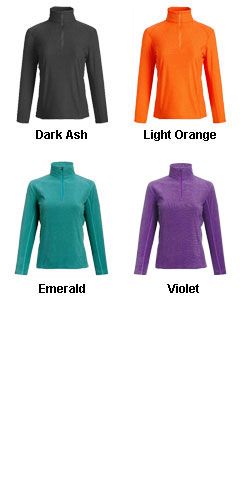 Ladies Terramo Fleece Pullover - All Colors