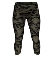 Camo Ladies Tight